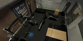 garage gym design created with ecdesign 3d gym design software now you can create your own dream fitness e ecdesign se