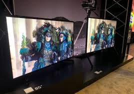 Hands On With Sonys 2019 8k And 4k Tvs Flatpanelshd