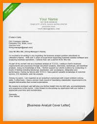 9 10 Sample Finance Cover Letters Archiefsuriname Com