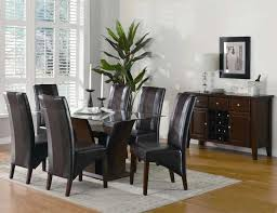 black dining room chair beautiful black leather dining room chairs erik buck model od 49