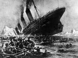 """Wir fuhren auf der Titanic"""""""