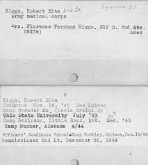 Robert Elba Riggs | Ames History Museum