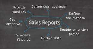 Effective Charts Never Overwhelm An Audience Sales Report Examples Templates For Daily Weekly Monthly