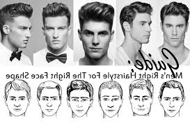 Types Of Hairstyle For Man hairstyles for different face shapes men top men haircuts 5348 by stevesalt.us