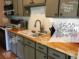 Updating Kitchen Updating A Kitchen On A Budget 15 Awesome Cheap Ideas