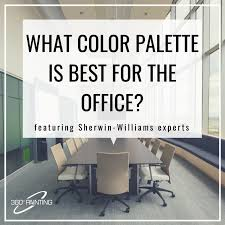 Office color palette Tranquility What Color Palette Is Best For The Office 360 Painting Which Color Palette Is Best For The Office 360 Painting Blog