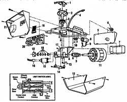 glamorous chamberlain garage door opener parts diagram