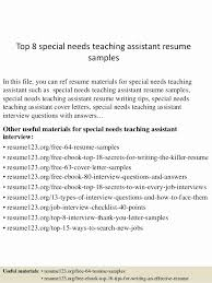Instructional Aide Interview Questions Luxury Teacher Assistant ...