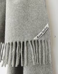 Acne Studios Canada Light Grey Melange Canada New Light Grey Melange Wishlist 2019 In 2019