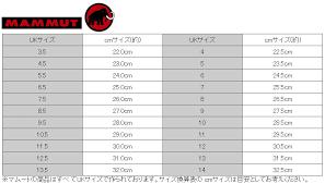 Mammut Size Chart Uk Mammut Size Chart Related Keywords Suggestions Mammut
