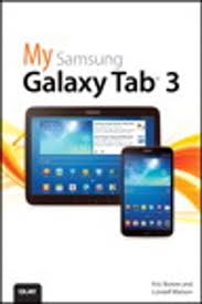 my samsung galaxy tab 3 ebook by eric