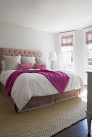 Pink Tufted Headboard - Contemporary - bedroom - Sally Steponkus ... & Pink Tufted Headboard Adamdwight.com
