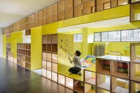 Furniture Design School Interior