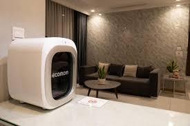 Máy tiệt trùng UV và sấy khô Ecomom 100 Pro - Màu bạc - AvoBaby.com.vn