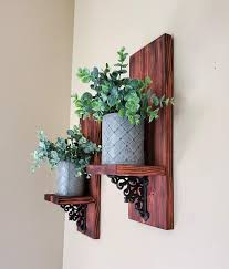 ceramic flower pot iron holder indoor