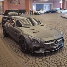 AMG GT by Prior Design Mercedes AMG Brabus Pinterest.