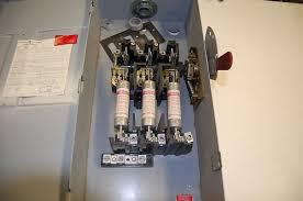 ge general duty fuse box fuse tg4323