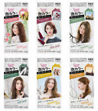 Liese Color Chart Liese Mousse Foam Hair Color Sets Kits Products For Sale Ebay