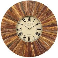 target wall clock for living room