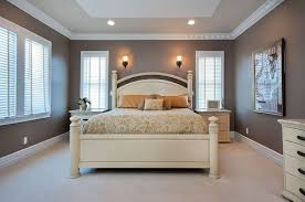 tray ceiling paint ideas bedroom photo - 1