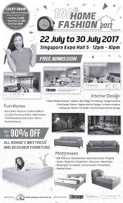 Small Picture 22 30 Jul 2017 100 Home Fashion 2017 show at Singapore Expo SG