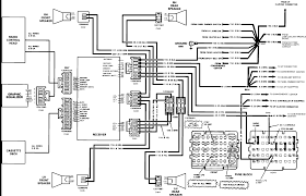 1990 chevy truck stereo wiring diagram wiring diagram and schematic Chevy Radio Wiring Diagram 1999 chevrolet silverado radio wiring diagram and chevy truck radio wiring diagram