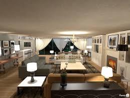Ground Floor Apartment Living Room Apartment ideas Planner 5D