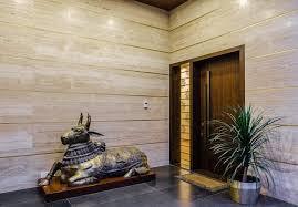 nahata residence corridor hallway by in situ design