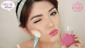 indonesia makeup cewek korea tutorial makeup korea