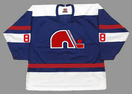 K1 Hockey Jersey Size Chart Marc Tardif Quebec Nordiques 1974 Wha Throwback Hockey Jersey