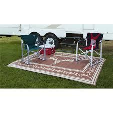 professional outdoor rv rugs rug 9 x 18 reversible patio rv mat camper beach picnic