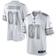 Vapor Jersey' Lions Color Calvin Johnson Rush Women's Untouchable Jersey Cheap