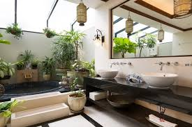 Link to the article: Tropical Bathroom Ideas