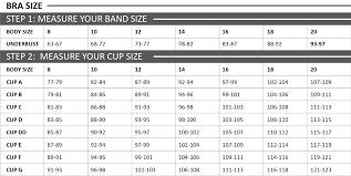 Victoria Secret Size Chart Swim 18 Exhaustive Ust Size Chart