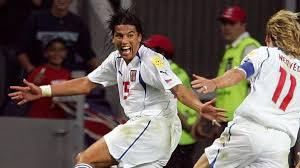 La Repubblica Ceca di Nedved che strapazzò la Danimarca a Euro 2004 -
