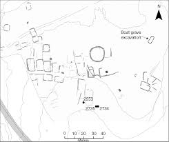 Figure 11 22 heimdaljordet heimdal viking coastal settlement near gokstad ship burial mound and now on the outskirts of sandefjord vestfold