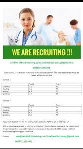 Welcome Health Skills Training