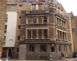 lilian knowles house in spitalfields is one of the worst examples of a new building building home office awful