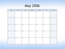 calendar for the month of may 2006 monthly calendar you can print this template to use it as a