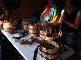 Loonsong <b>Cottage</b> Basket <b>Weaving</b> Workshop - YouTube