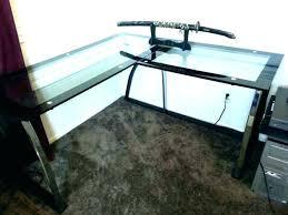 office depot glass desk. Brilliant Depot Office Depot Corner Desk Glass Max    For Office Depot Glass Desk A