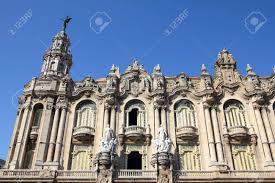famous architecture in the world. Havana Cuba City Architecture Famous Great Theatre Building World Buildings In The