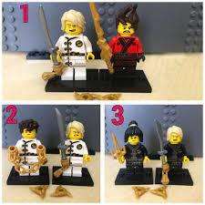 Lego Ninjago Movie Figuren Lloyd Nya Jay Spinjitzu Training in Bayern -  Fürth | Lego & Duplo günstig kaufen, gebraucht oder neu