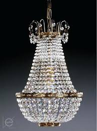 brass and crystal chandelier chandelier w x h x cm antique brass brass crystal chandelier made in spain