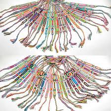 <b>Hot Sale Handmade Natural</b> Seashell Hand Knit Bracelet Shells ...