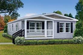 Michigan Home Building Information - Modular vs. Manufactured Homes |  Little Valley Homes - Garfield_Exterior