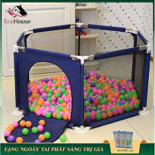 Lều bóng, quây bóng, cũi quây cho bé tặng kèm theo bóng, đồ chơi cho bé  yêu, bảo hành 6 tháng, lỗi đổi mới trong 7 ngày giá cạnh tranh