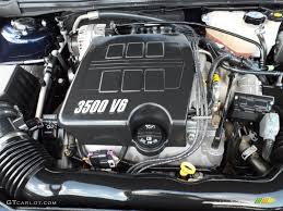2006 Chevrolet Malibu LS Sedan 3.5 Liter OHV 12-Valve V6 Engine ...