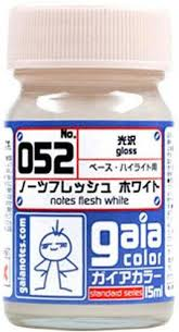 Gaianotes Color Chart Gaia Paints Usa Gundam Store