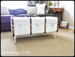 steamer trunk coffee table reviewcreate australia